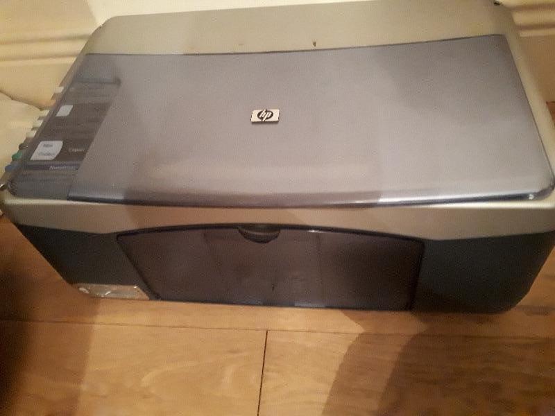 Recyclage, Récupe & Don d'objet : hp psc 1350 tout en un