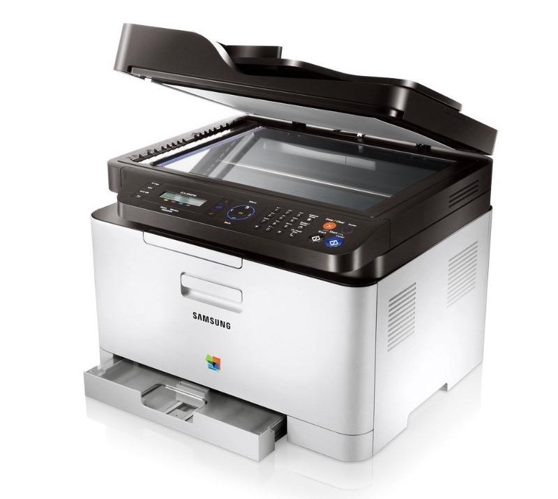 Recyclage, Récupe & Don d'objet : imprimante multifonction laser couleur fax copieur scan