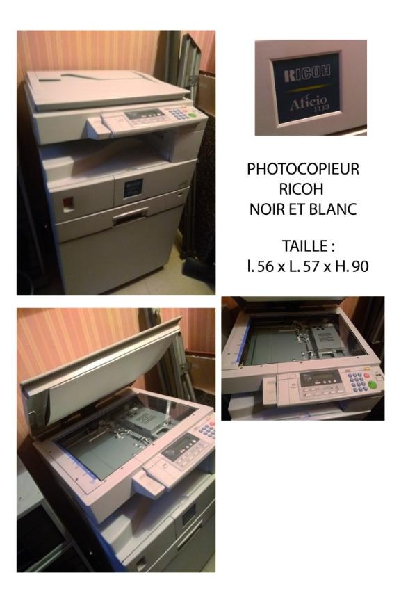 Photocopieur - Informatique