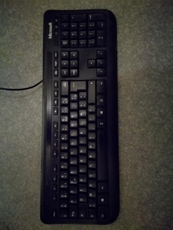Recyclage, Récupe & Don d'objet : claviers d'ordinateurs