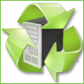 Recyclage, Récupe & Don d'objet : pc tour gmc bleu