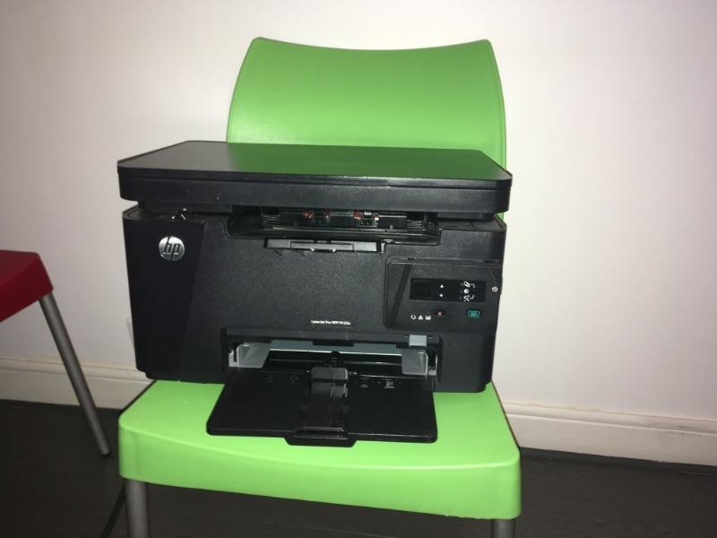 Recyclage, Récupe & Don d'objet : imprimante hp