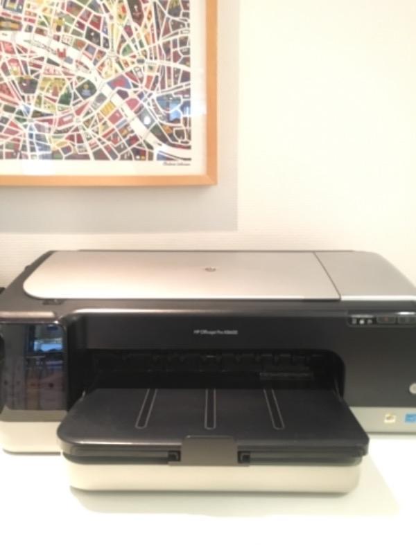 Recyclage, Récupe & Don d'objet : imprimante hp officejet pro k8600
