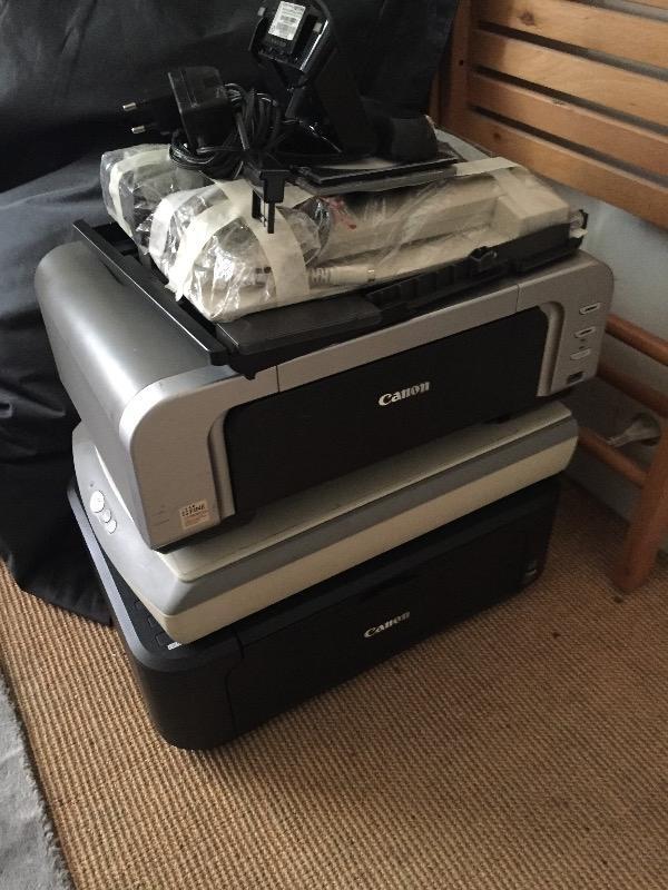 Recyclage, Récupe & Don d'objet : imprimante multifonction,scanner