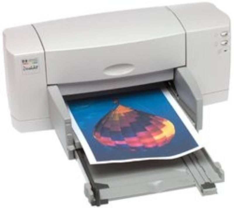 Recyclage, Récupe & Don d'objet : imprimante hewlett-packard deskjet 840c