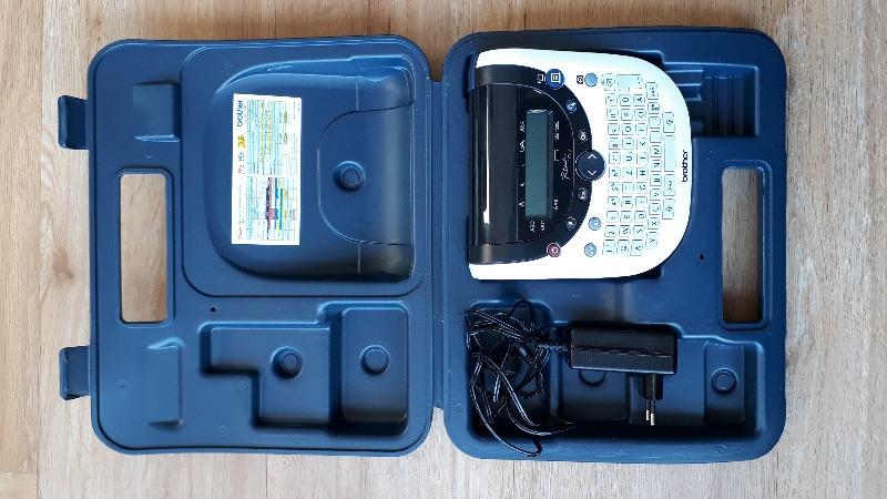 Recyclage, Récupe & Don d'objet : imprimante à étiquette