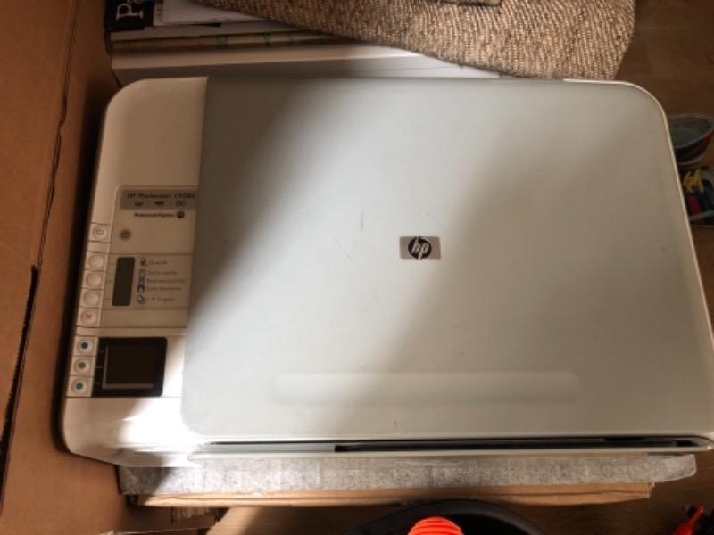 Recyclage, Récupe & Don d'objet : imprimante jet d'encre et scanner