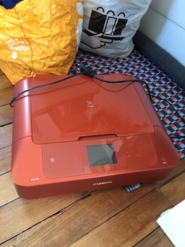Recyclage, Récupe & Don d'objet : imprimante multifonctions