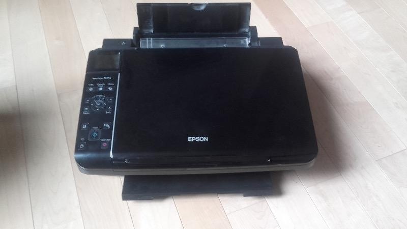 Recyclage, Récupe & Don d'objet : imprimante epson stylus sw415