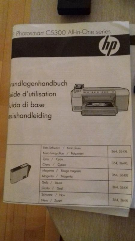 Recyclage, Récupe & Don d'objet : imprimante-scanner et copieur hp photosmar...