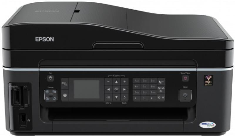 Recyclage, Récupe & Don d'objet : imprimante epson multifonctions à réparer