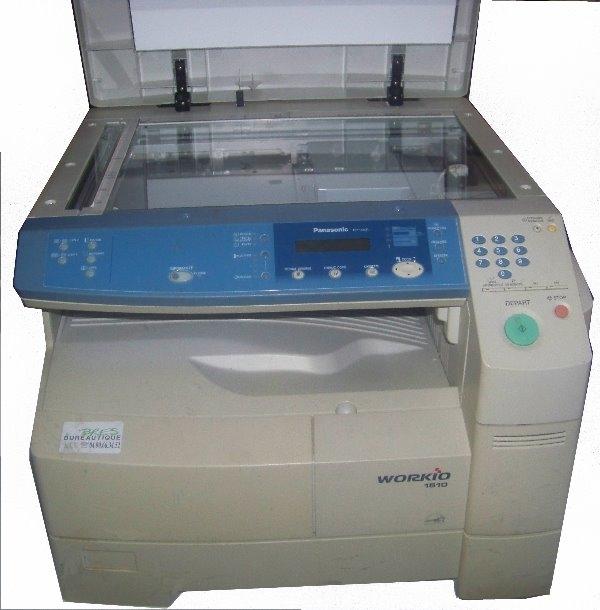 Recyclage, Récupe & Don d'objet : imprimante pro