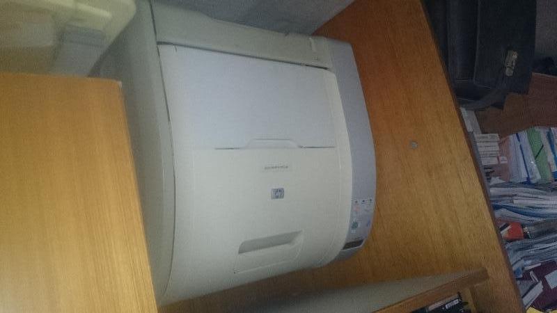 Recyclage, Récupe & Don d'objet : imprimante hp color laserjet 3550