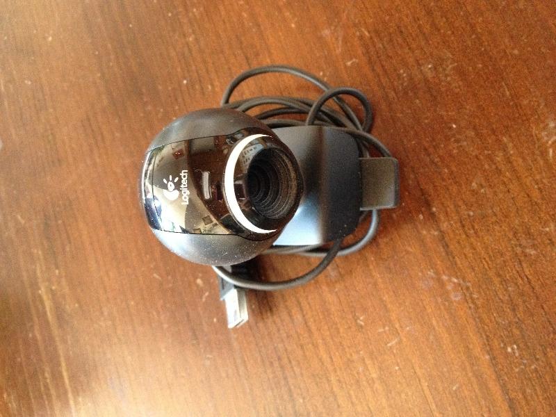 Recyclage, Récupe & Don d'objet : webcam logitech