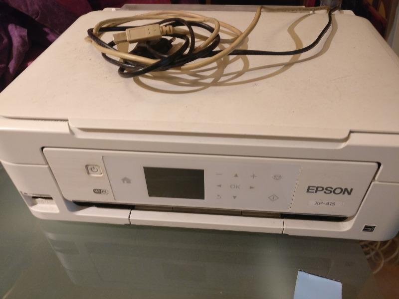 Recyclage, Récupe & Don d'objet : imprimante epson xp 415 modèle c462k