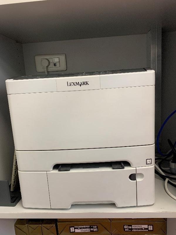 Recyclage, Récupe & Don d'objet : imprimante professionnelle