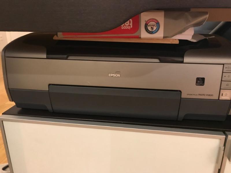 Recyclage, Récupe & Don d'objet : imprimante pro epson stylus photo r1800