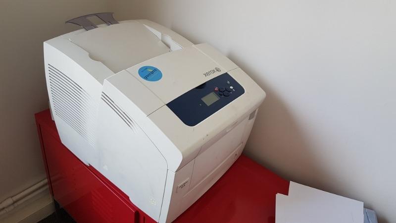 Recyclage, Récupe & Don d'objet : imprimante xerox colorqube 8570