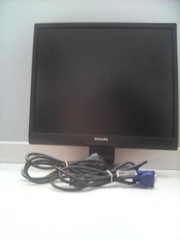 Recyclage, Récupe & Don d'objet : ecran ordinateur philips brillance 190s vga