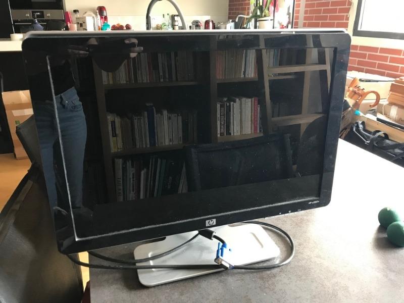 Recyclage, Récupe & Don d'objet : écran ordinateur
