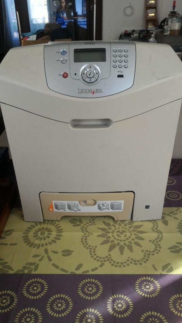 Recyclage, Récupe & Don d'objet : imprimante fonctionnelle