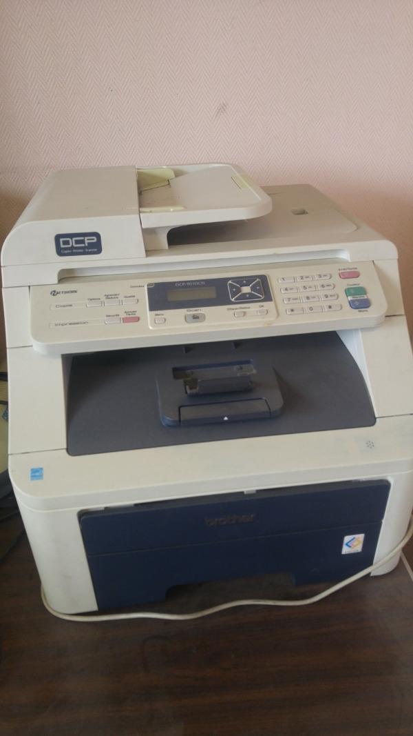 Recyclage, Récupe & Don d'objet : imprimante couleur brother dcp 9010cn
