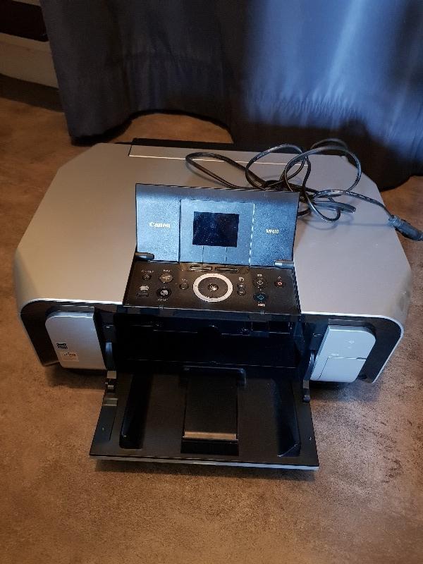 Recyclage, Récupe & Don d'objet : imprimante canon pixma m610