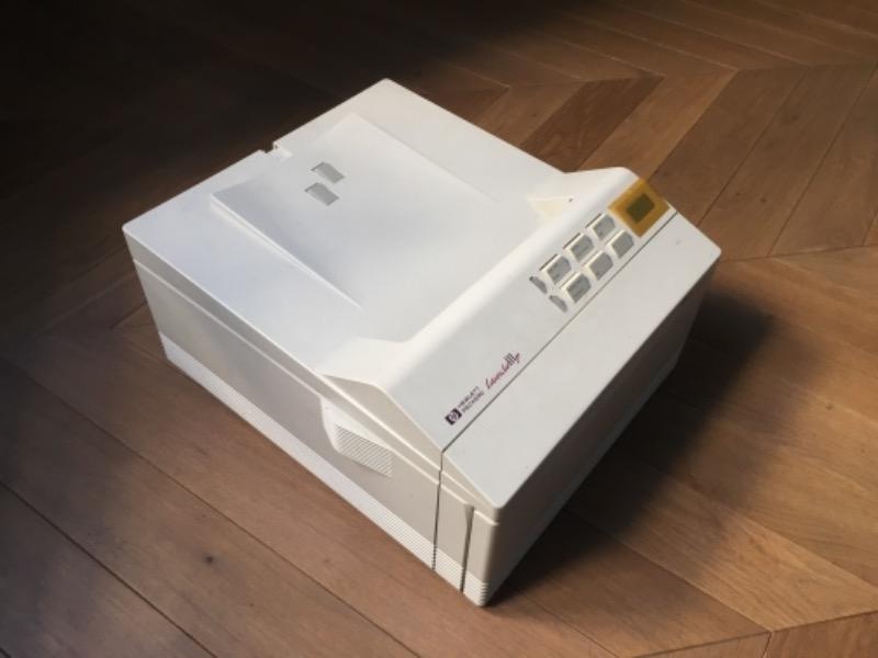 Recyclage, Récupe & Don d'objet : imprimante hp3