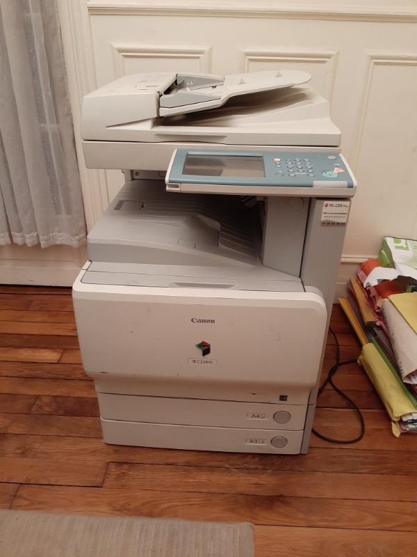 Recyclage, Récupe & Don d'objet : imprimante professionnel
