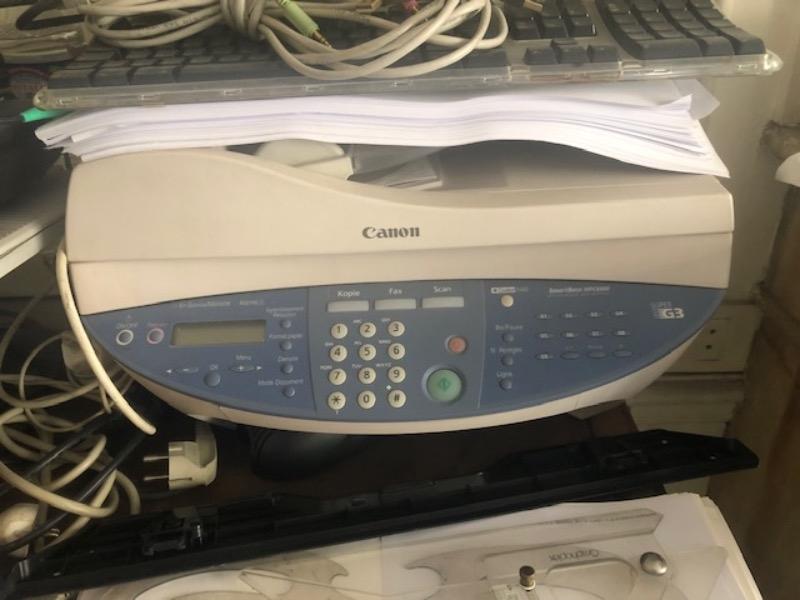 Recyclage, Récupe & Don d'objet : imprimantes diverses