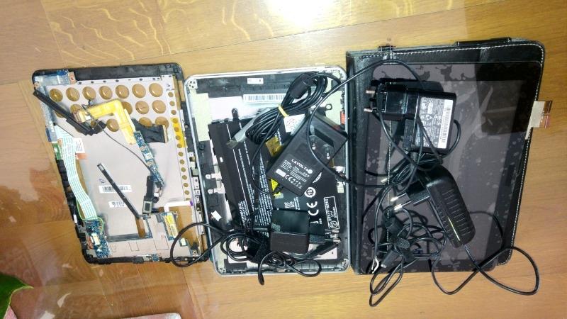 Recyclage, Récupe & Don d'objet : pièces détachées pour tablette a510 acer
