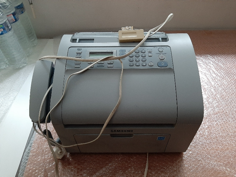 Recyclage, Récupe & Don d'objet : fax samsung sf-760p