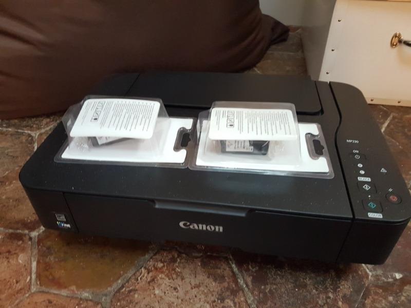 Recyclage, Récupe & Don d'objet : imprimante jet d encre et scanner