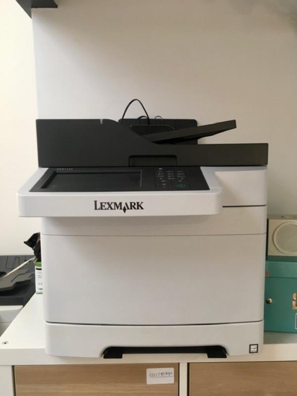 Recyclage, Récupe & Don d'objet : imprimante lexmark cx517de