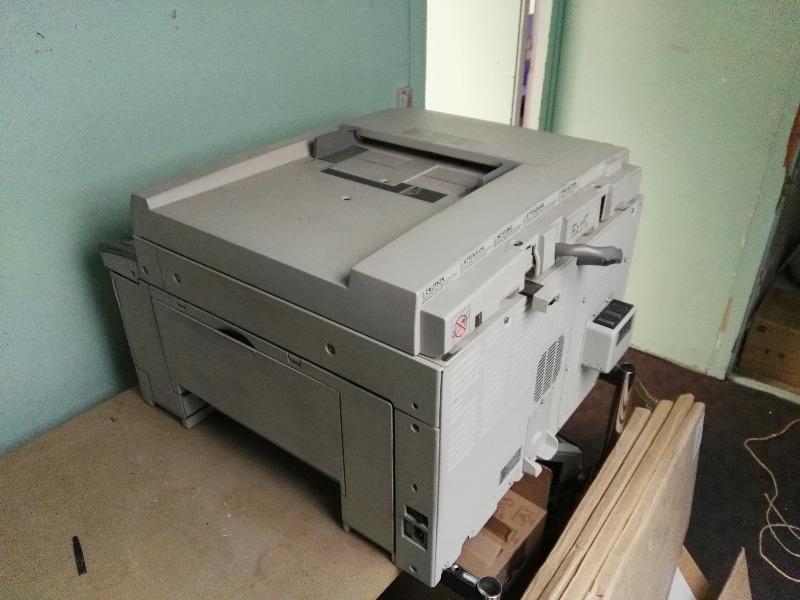 Recyclage, Récupe & Don d'objet : photocopieur en état de fonctionnement
