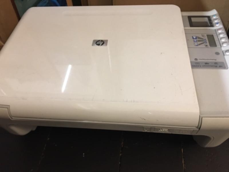 Recyclage, Récupe & Don d'objet : imprimante desk jet hp