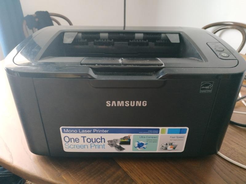 Recyclage, Récupe & Don d'objet : imprimante monochrome samsung ml-1675