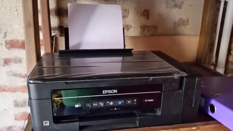 Recyclage, Récupe & Don d'objet : imprimante multif. epson et-2600