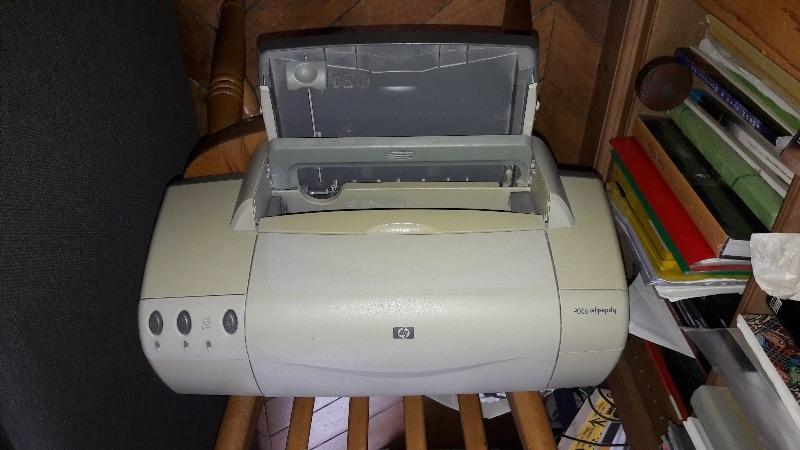 Recyclage, Récupe & Don d'objet : imprimante hp deskjet 920c