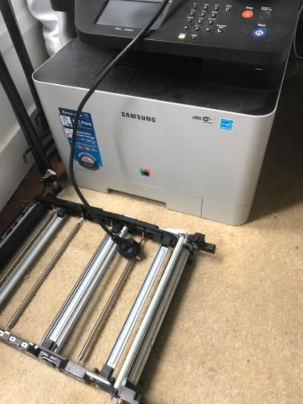 Recyclage, Récupe & Don d'objet : imprimante laser samsung c1860fw