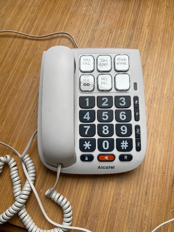 Informatique Téléphonie Téléphones fixes, Fax - Informatique
