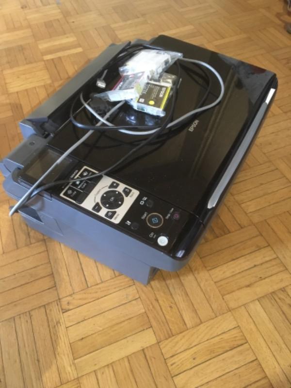 Recyclage, Récupe & Don d'objet : imprimante epson dx8450