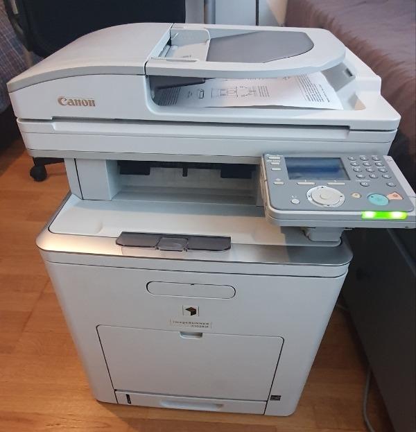 Recyclage, Récupe & Don d'objet : imprimante canon 1028if