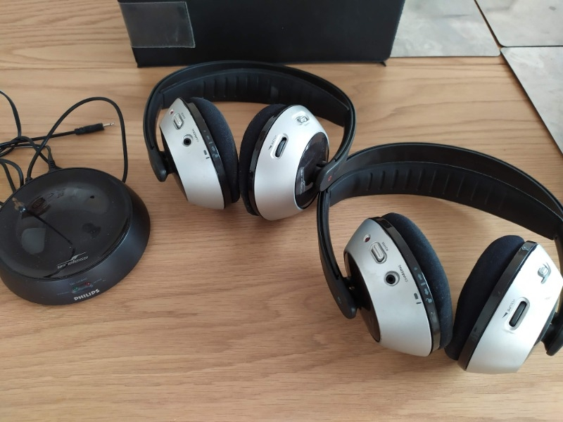 Recyclage, Récupe & Don d'objet : casques wireless