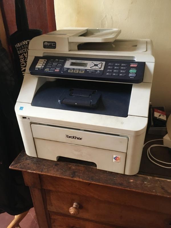 Recyclage, Récupe & Don d'objet : imprimante laser couleur brother