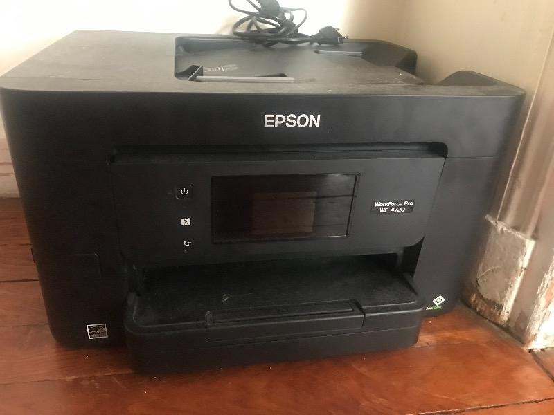 Recyclage, Récupe & Don d'objet : imprimante epson workforce pro wf 4720