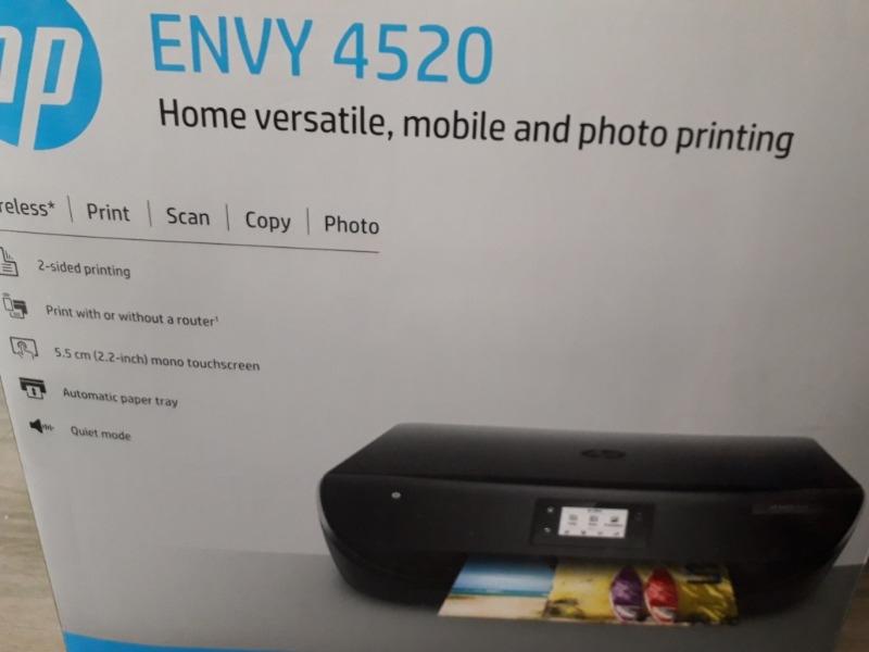 Recyclage, Récupe & Don d'objet : imprimante hp envy 4520