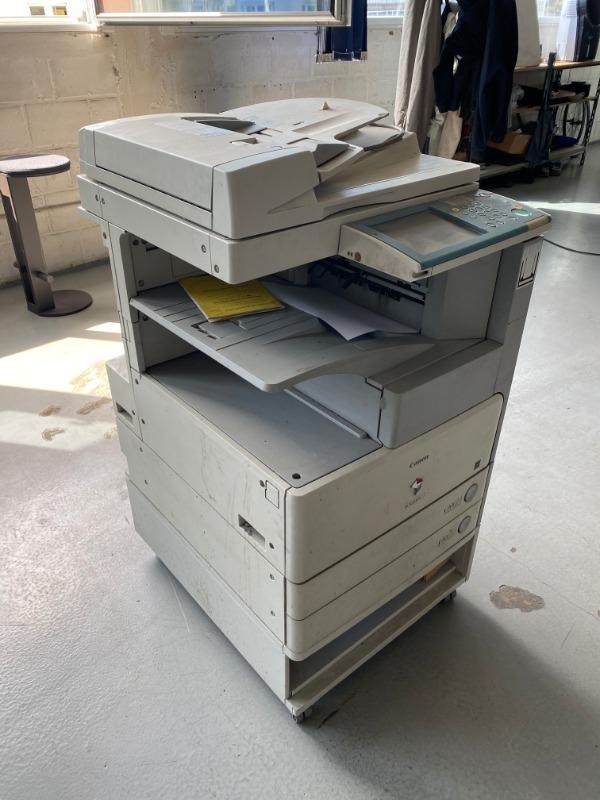 Recyclage, Récupe & Don d'objet : photocopieur canon ir3025