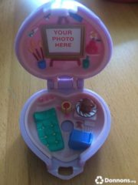 Polly Pocket - Jeux - Jouets