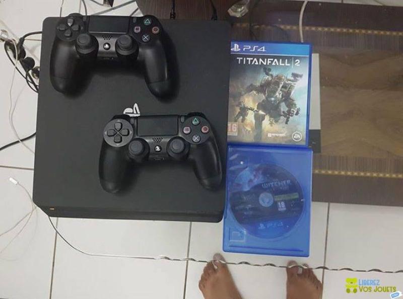 Console - Jeux - Jouets